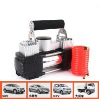 Mini Kompressor double Pompa Ban Motor Mobil MPV SUV Bus Truk 100 Psi