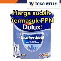 Dulux Weathershield Primer / Cat Dasar Exterior Pail (20L)