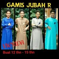 jubah anak laki laki gamis anak remaja baju muslim anak