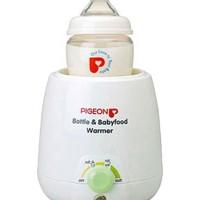 Pigeon Bottle & Baby Food Warmer BPA Free penghangat botol susu bubur