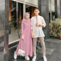 Set Couple al. Farzana Baju Muslim terbaru harga grosir