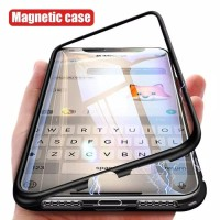 Case Casing Magnet Anti Baret 2in 1 Cover For Samsung Galaxy note 9