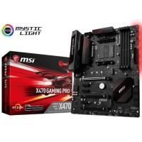 Motherboard Intel PAKET MSI - X470 Gaming Pro   CORSAIR 2X8GB DDR4