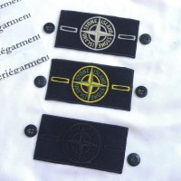 Stone Island Patch badge emblem not supreme bape off white ellese fila