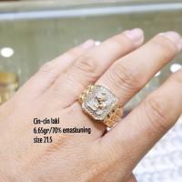 cincin pria emas
