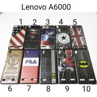 Hardcase Lenovo A6000 Back HardCase Casing Hardcase backCase Karakter