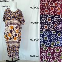 Grosir Daster Baju Tidur Jumbo Super Batik Pekalongan Kodian 4