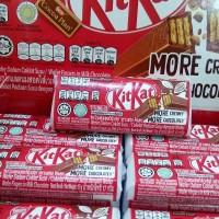 Nestle KitKat 2 Finger Coklat 17 g