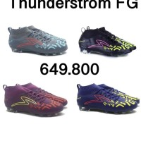 sepatu bola specs swervo thunderstorm FG bnib original