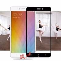 Tempered Glass Xiaomi Redmi 4A/3X/3S/3Pro anti gores kaca 5D FULL-Hita