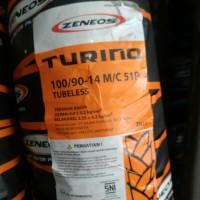 Ban Motor Zeneos Turino ZN33 Tubeless 100/90-14 M/C 51P