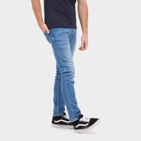 Cressida Nextlevel Basic Skinny Jeans Pria C118 - Biru