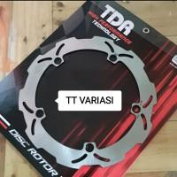 Disk piringan cakram Depan Satria Fu 150 TDR racing