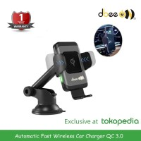 D-bee Automatic Fast Wireless Car Charger