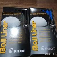 pulpen ball liner merk Pilot