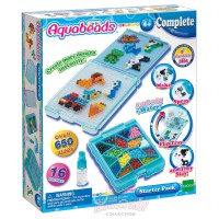 Aquabeads Starter Pack Original - ORI Aqua Beads EPOCH
