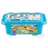 Aquabeads Box of Fun - Safari - ORI Aqua Beads EPOCH