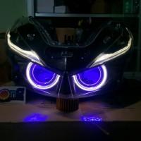 lampu variasi hid projector vario 150