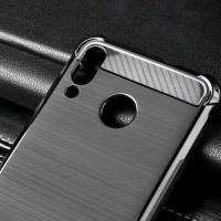 Softcase Rugged Anti Crack Case Cover Casing HP Zenfone Max M2 ZB633KL