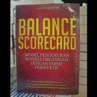 Buku BALANCE SCORECARD - Suci Rahayu Marih