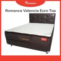 Romance Valencia Euro Top 180x200 Komplit Set