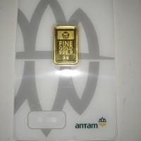 Logam Mulia Antam 3 Gram (Press) - Emas/Goldbar