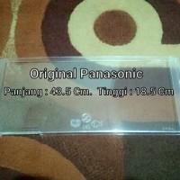 Tutup Freezer kulkas Panasonic Original Frezeer Freeser Asli Ori