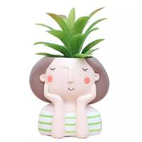 Aolvo Dream Girl Succulent Pot 5