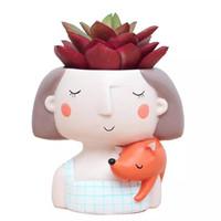 Aolvo Dream Girl Succulent Pot 4