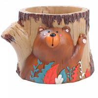 Aolvo Bear Homie Succulent Pot 2
