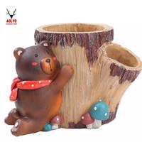 Aolvo Bear Homie Succulent Pot 4