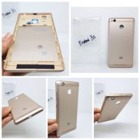 Back Cover Xiaomi Redmi 3 Pro Redmi 3s 5.0 BackDoor Tutup Belakang HP