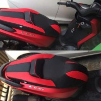 Aksesoris Jok Custom Yamaha Lexi Full MbTech Original Lebih Pendek
