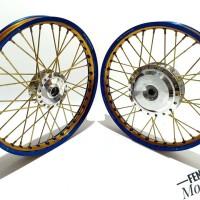 Velg TDR Ring 17 Sepaket Motor Mio Beat Vario Scoopy Xride All Matic