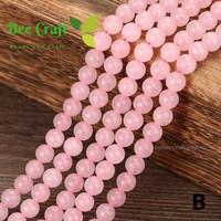 bahan craft batu alam rose squarts 6mm