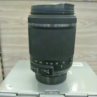 lensa Tamron 18-200 for Canon / Nikon