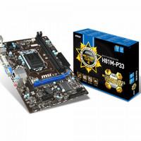 Motherboard MSI H81M-E33 LGA1150