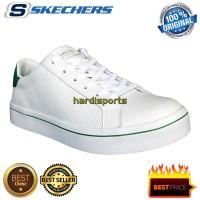 Sepatu Sneaker Casual Pria Skechers Hi Lite Gnirps 52434-WGR - White