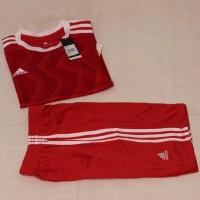 Baju Kaos Stelan Jersey Futsal sepak bola adidas 02