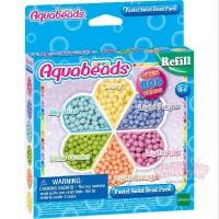Aquabeads Pastel Solid Bead Pack - ORI Aqua Beads EPOCH