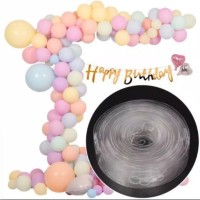 Plastik Transparant 5m untuk rangkai Balon