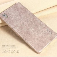 Sony xperia Z5 plus premium leather back cover casing