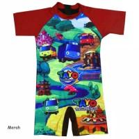 Baju Renang Anak Karaktet Tayo BRD-066TK