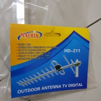 Antena Digital Matrix Antena Lokal