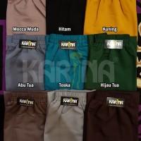 PROMO Rok Panjang Balotelli Payung Polos Full Karet Premium Murah SAKU