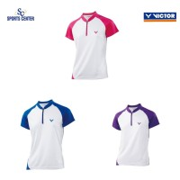 Clear Sale !! Kaos / Jersey Victor JUNIOR / Ladies S3110 / S 3110