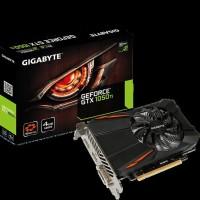 VGA Card Gigabyte GeForce® GTX 1050 Ti D5 4G Rev1.1 4GB DDR5 128bit
