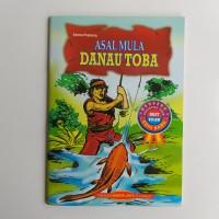 Buku Dongeng Asal Mula Danau Toba