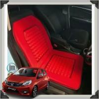Sandaran Jok Mobil Honda BRIO RS Universal Merah
