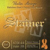 Senar Biola STAINER A704 4/4 Nickel Alloy Wound Violin Strings